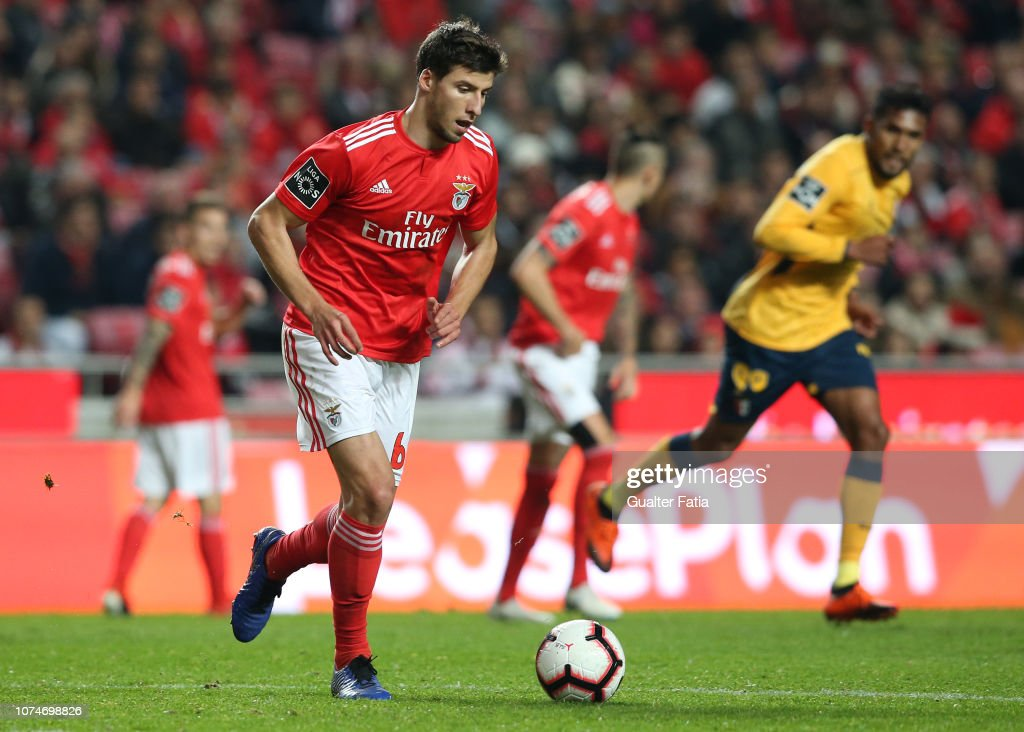 SL Benfica v SC Braga - Liga NOS : News Photo