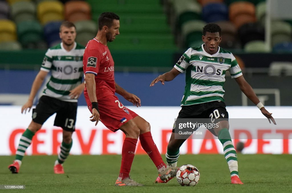 Sporting CP v Gil Vicente FC - Liga NOS : News Photo