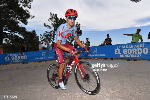 Ruben Guerreiro of Portugal and Team Katusha-Alpecin / Mas de La Costa / during the 74th Tour of Spain 2019, Stage 7 a 179,1km stage from Onda to Mas...