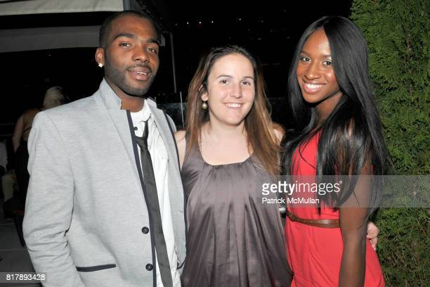 Ruben Kennedy Tara Ware and Dalvina Smith attend ASSOCIATION to BENEFIT CHILDREN Junior Committee Fundraiser at Gansevoort Hotel on September 14 2010...
