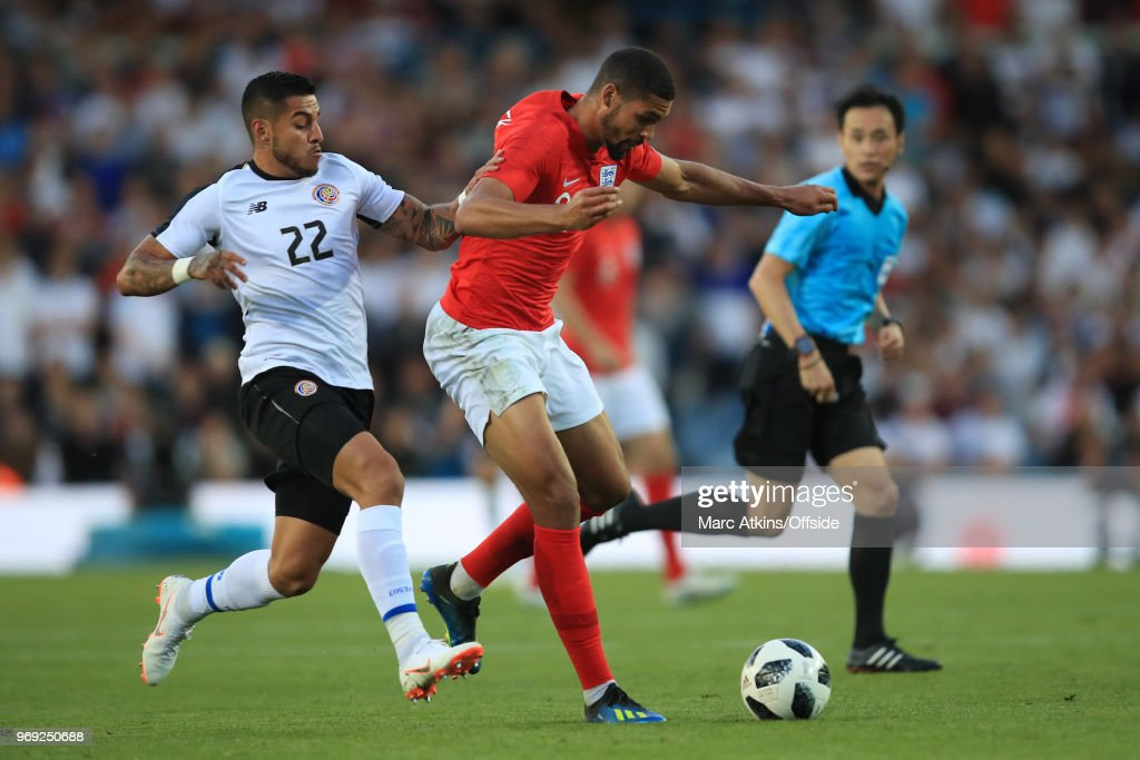 England v Costa Rica - International Friendly