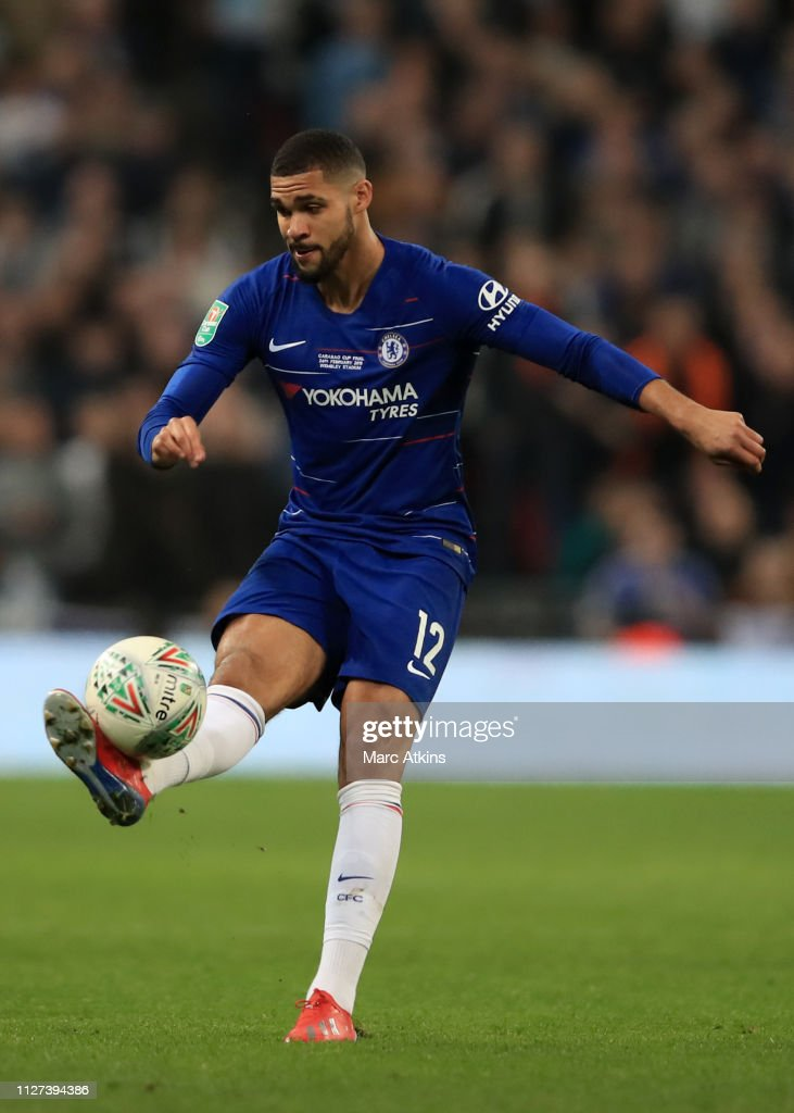 Image result for chelsea city cup final loftus cheek