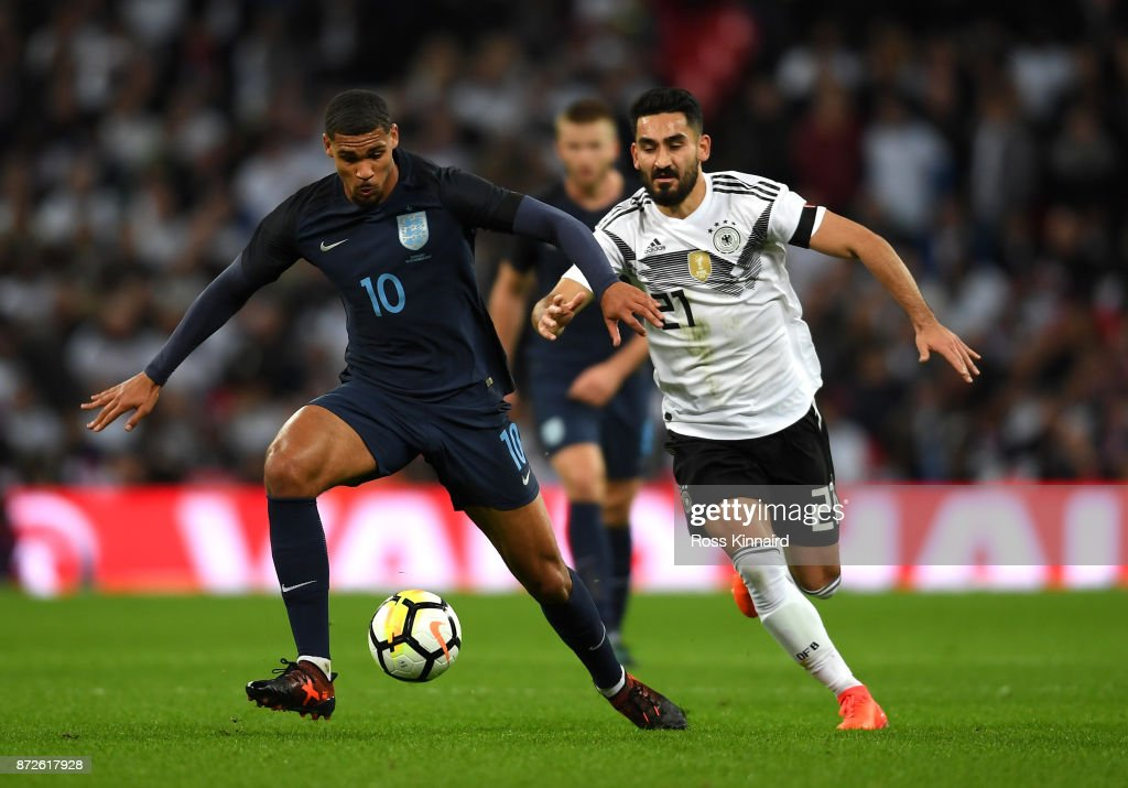 England v Germany - International Friendly