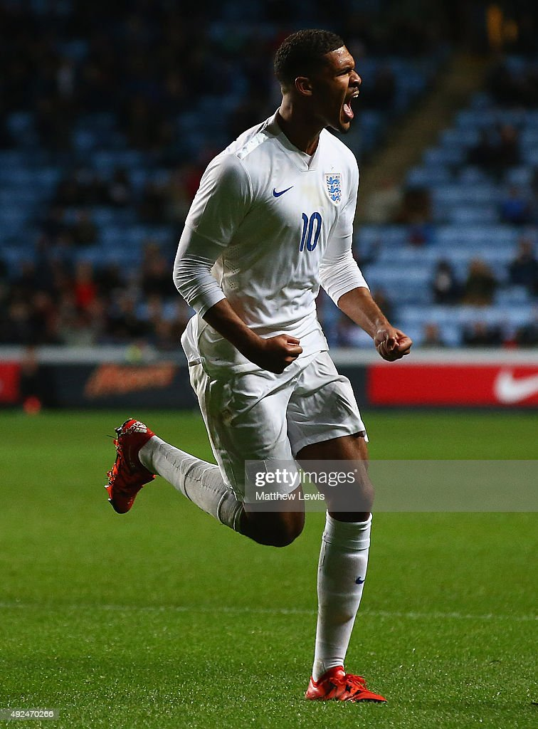 England U21 v Kazakhstan U21 - European Under 21 Qualifier