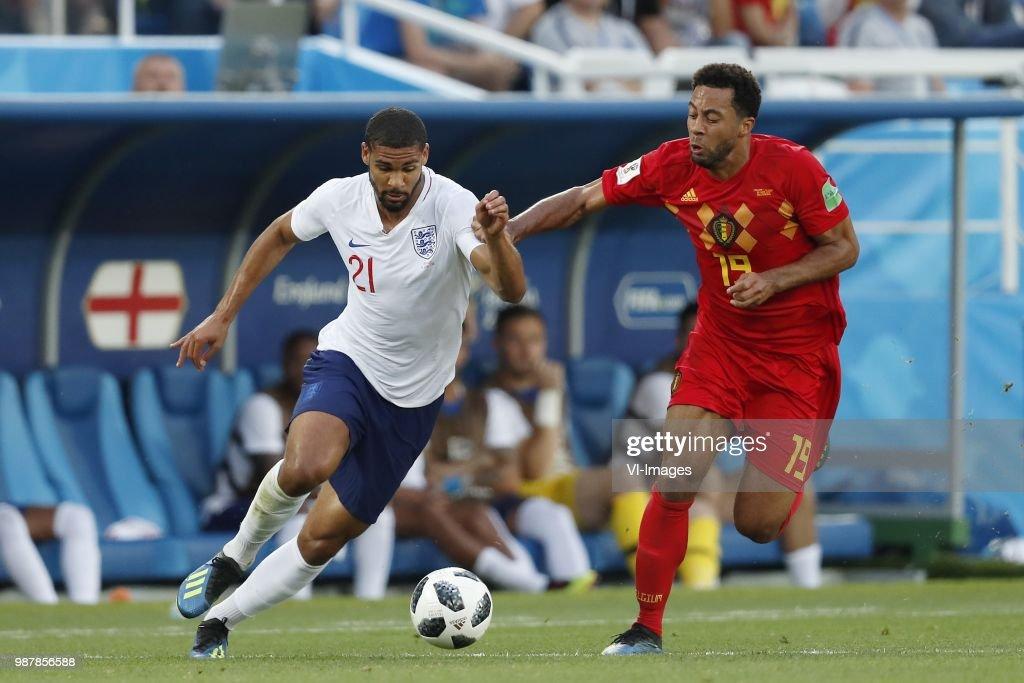 FIFA World Cup 2018 Russia'England v Belgium' : News Photo