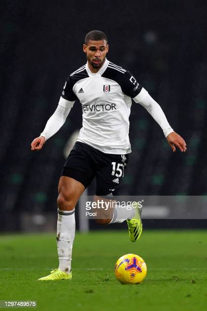 Ruben Loftus-Cheek of Fulham runs with the ball during the Premier League match between Fulham and Manchester United at Craven Cottage on January 20,...