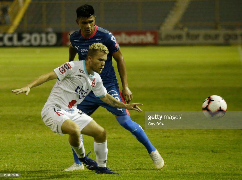 SLV: Alianza FC v Monterrey - CONCACAF Champions League 2019