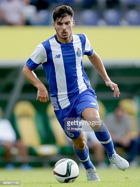 Ruben Neves of FC Porto during the International friendly match between Fortuna Sittard and FC Porto on July 15 2015 at the Trendwork Arena in...