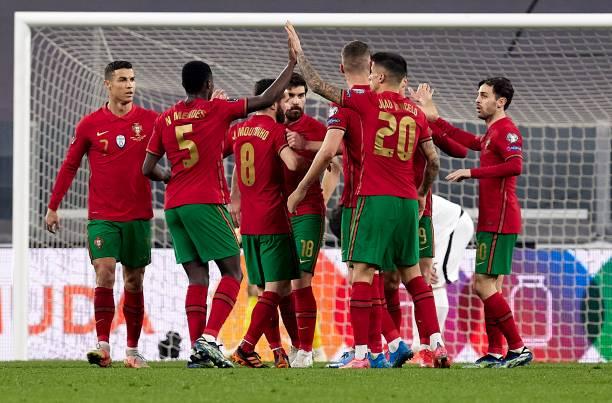 ITA: Portugal v Azerbaijan - FIFA World Cup 2022 Qatar Qualifier