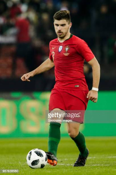 Ruben Neves of Portugal during the International Friendly match between Egypt v Portugal at the Letzigrund Stadium on March 23 2018 in Zurich...