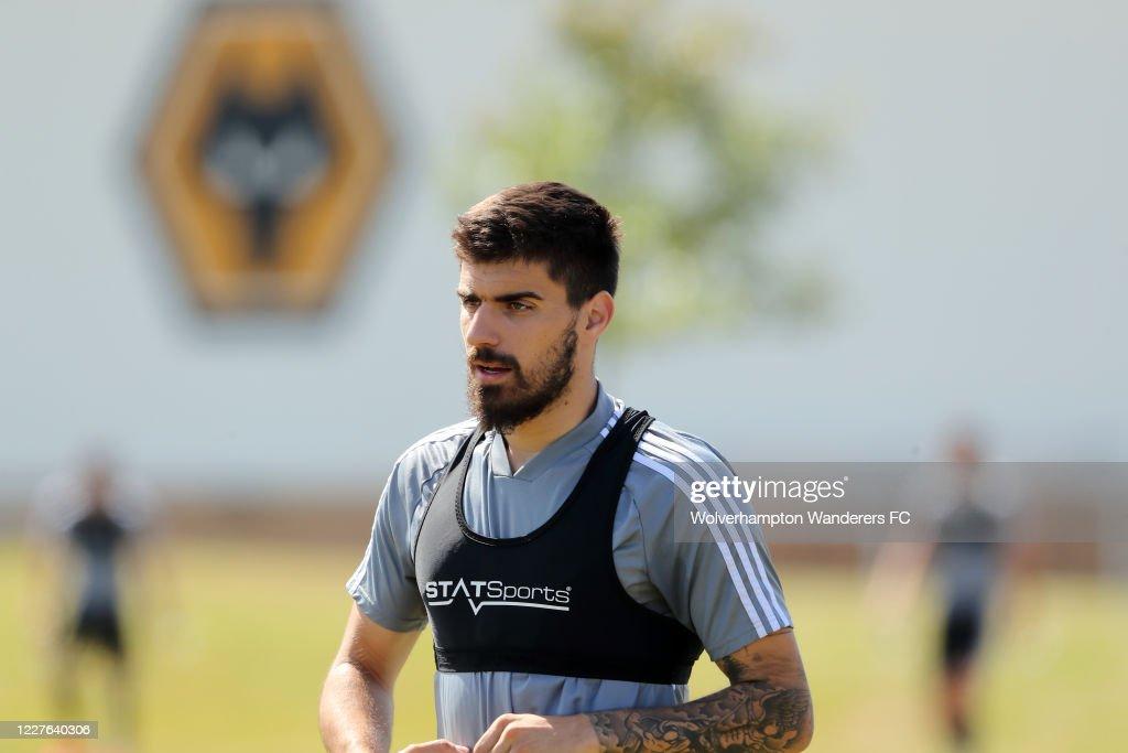 Wolverhampton Wanderers Training Session : News Photo