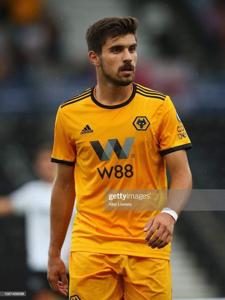 Derby County v Wolverhampton Wanderers - Pre-Season Friendly