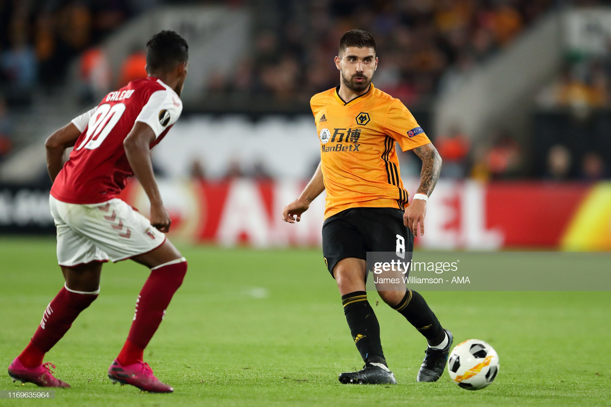 Braga v Wolves preview, prediction and odds
