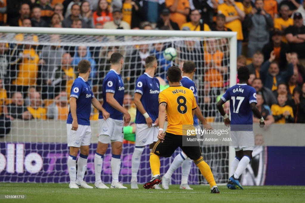 Wolverhampton Wanderers v Everton FC - Premier League : News Photo