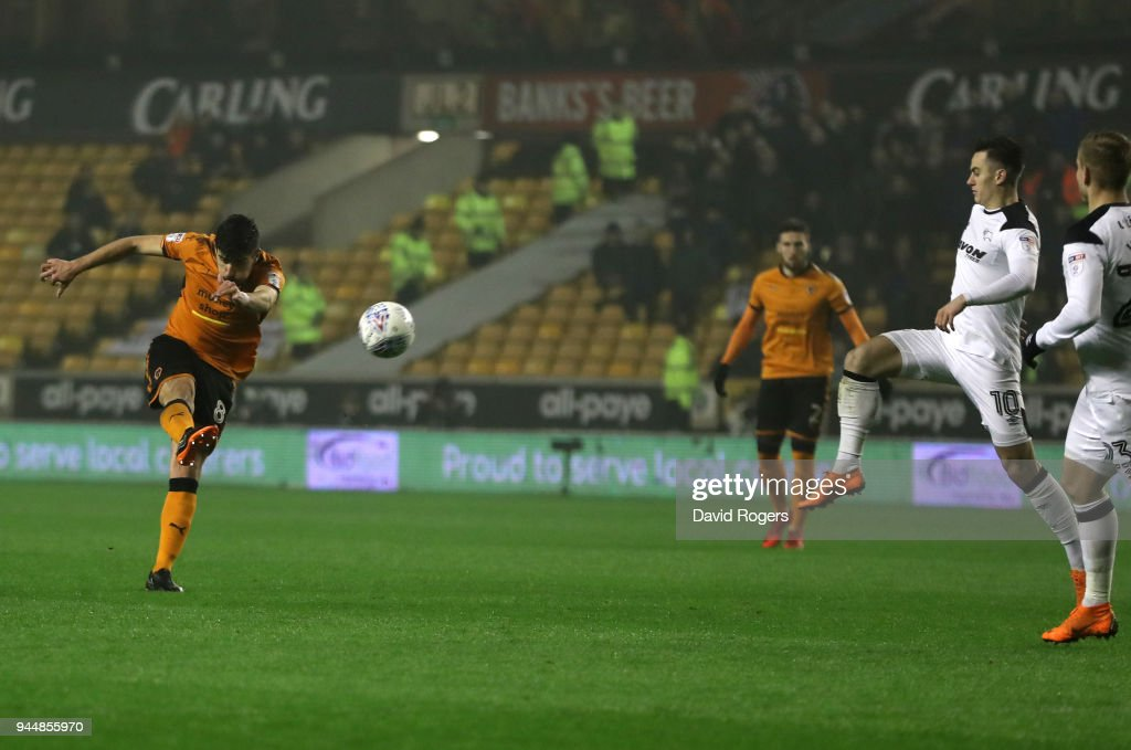 Wolverhampton Wanderers v Derby County - Sky Bet Championship : News Photo