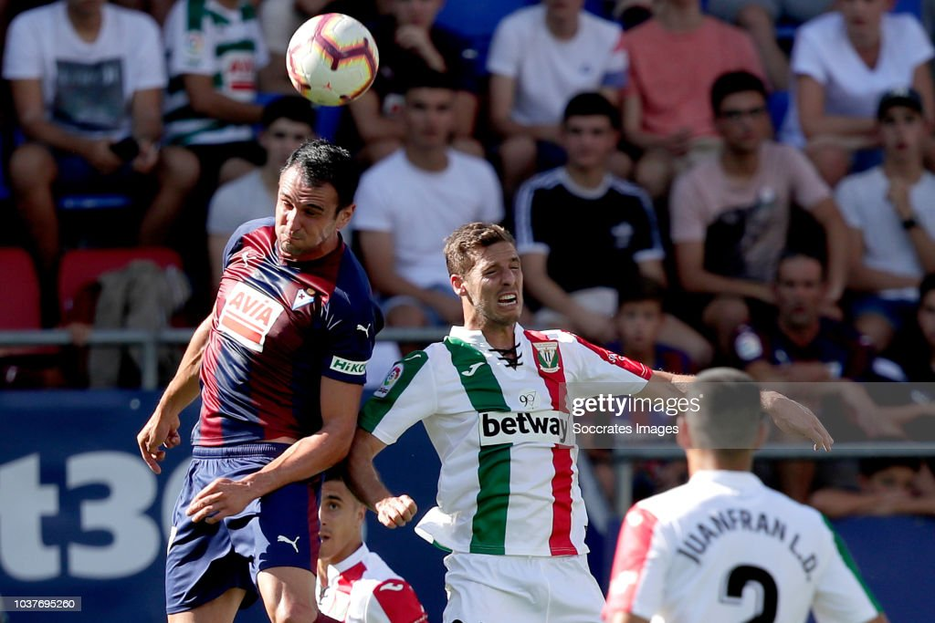 SD Eibar v CD Leganes - La Liga