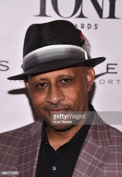Ruben SantiagoHudson attends the Tony Honors Cocktail Party presenting the 2017 Tony Honors for excellence in the theatre and honoring the 2017...