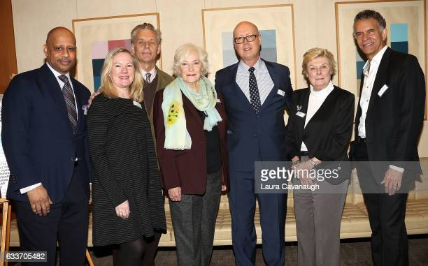 Ruben SantiagoHudson Kathleen Marshall Michael Ritchie Betty Buckley Bruce Whitacre Nelle Nugent and Brian Stokes Mitchell attend 14th Annual...