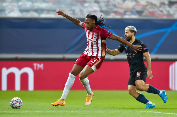 GRC: Olympiacos FC v Manchester City: Group C - UEFA Champions League