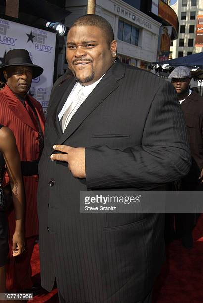 Ruben Studdard during The 3rd Annual BET Awards Arrivals at The Kodak Theater in Hollywood California United States