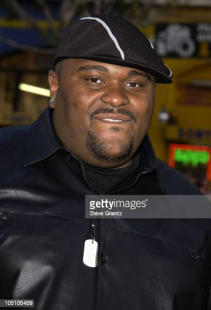 Ruben Studdard during X2 XMen United Premiere Los Angeles Arrivals at Grauman's Chinese Theatre in Hollywood California United States