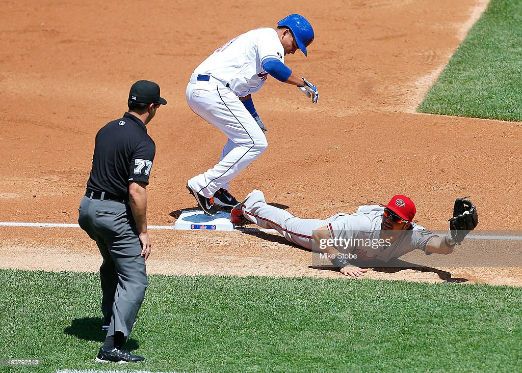 Arizona Diamondbacks v New York Mets - Game One