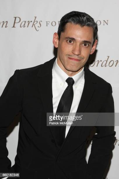 Ruben Toledo attends Celebrating Fashion Gala Awards Dinner to Support The GORDON PARKS Foundation at Gotham Hall on June 2 2009 in New York City