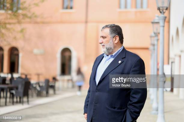 Ruben Vardanyan, Aurora Humanitarian Initiative Co-Founder; Co-Founder Noôdome at the Aurora Dialogues Conversation with Humanitarians, Hosted By...