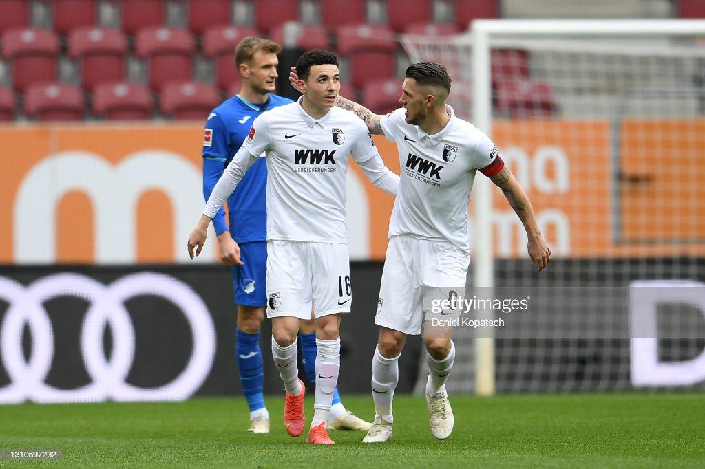 FC Augsburg v TSG Hoffenheim - Bundesliga : ニュース写真