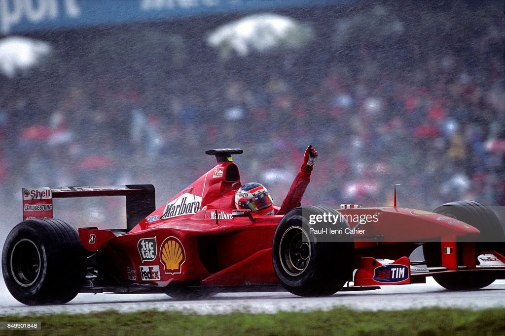 Rubens Barrichello, Grand Prix of Germany : News Photo