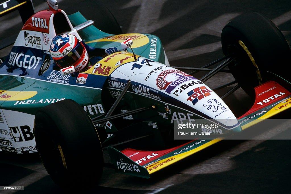 Rubens Barrichello, Grand Prix Of Italy : News Photo