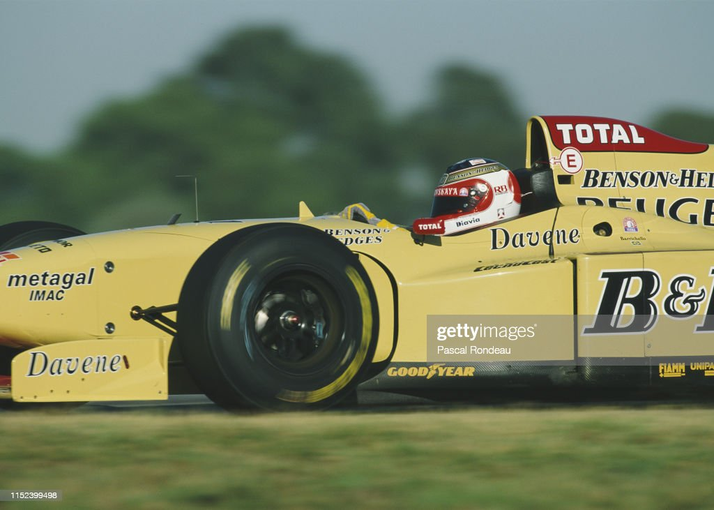 Grand Prix of Argentina : News Photo