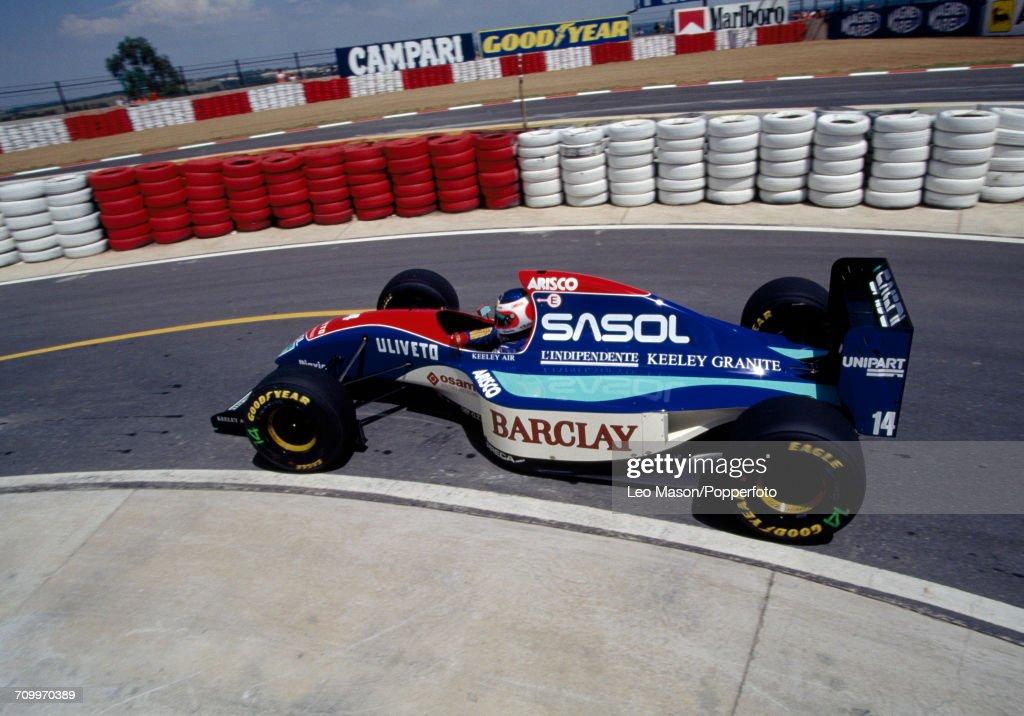 Formula One Grand Prix - Rubens Barrichello : News Photo
