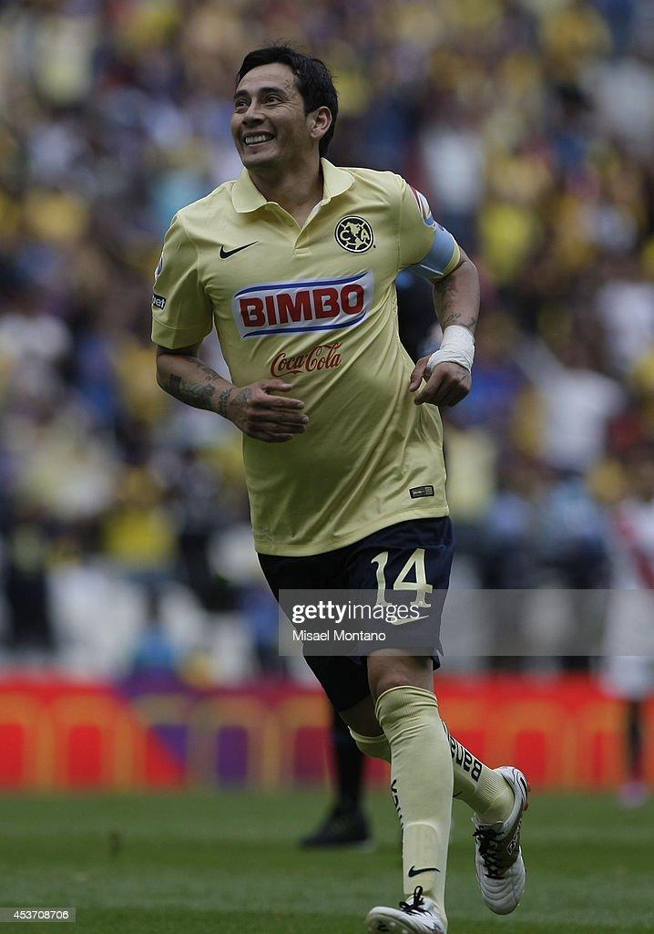 America v Morelia - Apertura 2014 Liga MX
