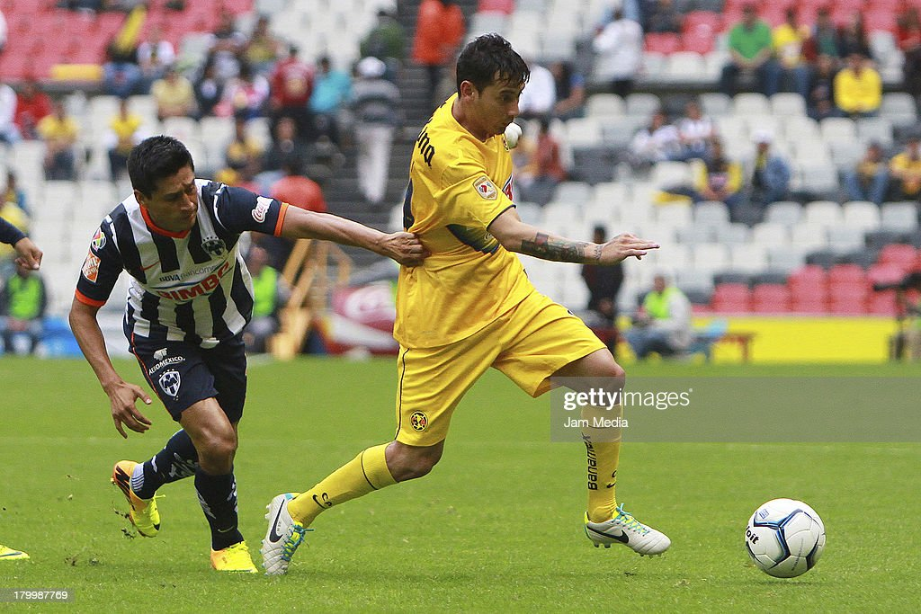 America v Monterrey - Apertura 2013 Liga MX