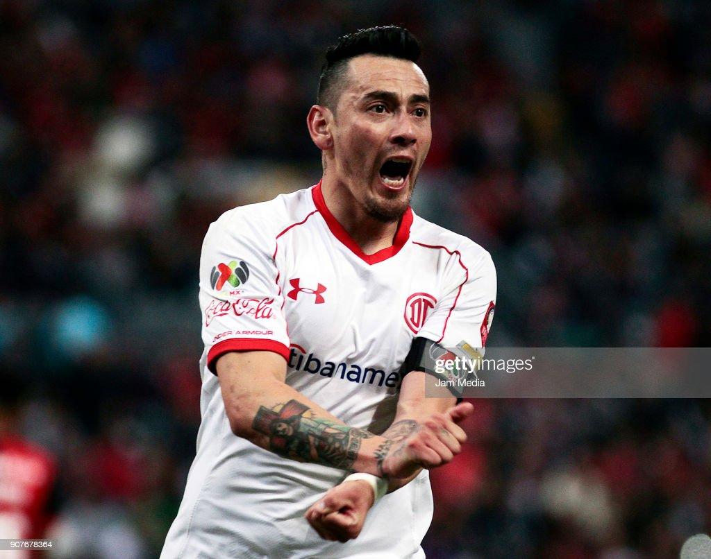 Atlas v Toluca - Torneo Clausura 2018 Liga MX
