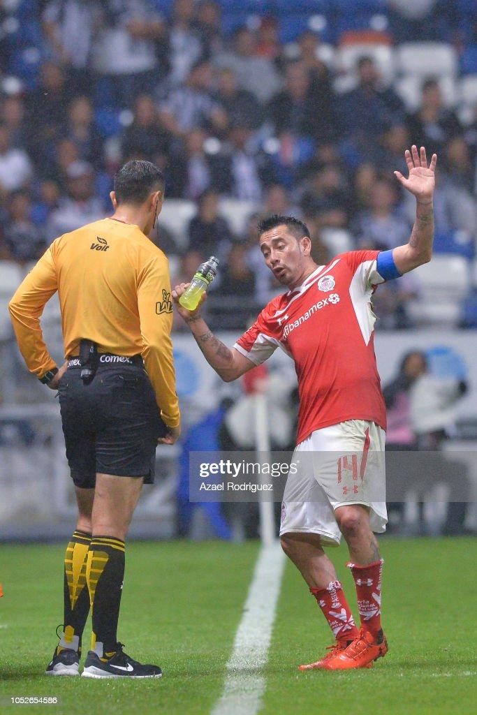 Monterrey v Toluca - Torneo Apertura 2018 Liga MX : News Photo