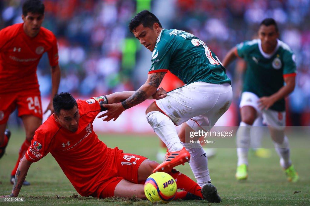 Toluca v Chivas - Torneo Clausura 2018 Liga MX