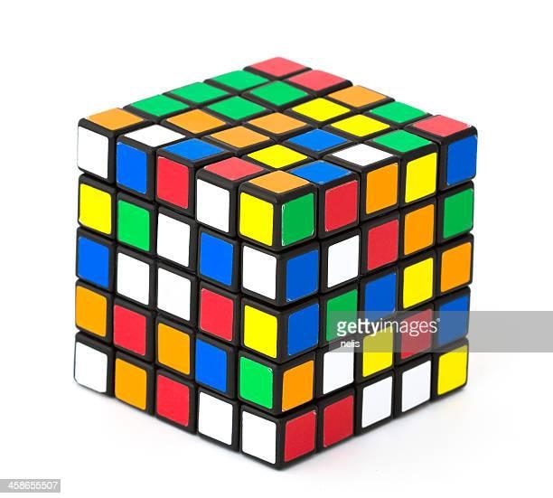 Profesor de cubo de Rubik's