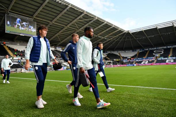 GBR: Swansea City v Cardiff City - Sky Bet Championship