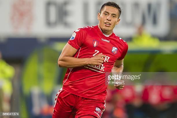 Rubio Rubin of FC Utrecht during the Dutch Eredivisie match between SC Heerenveen and FC Utrecht
