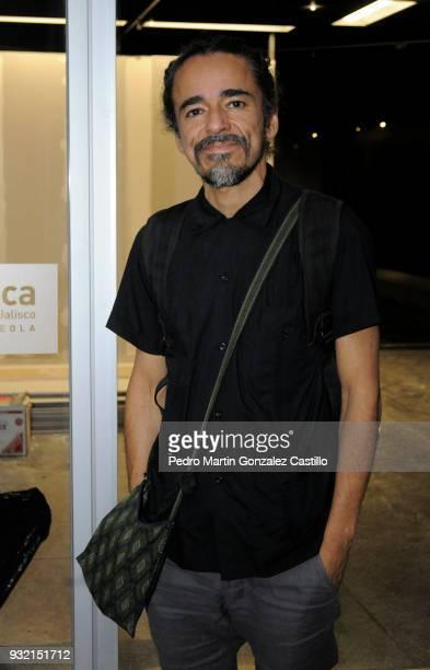 Rubén Albarrán looks on at Conjunto de Artes Escénicas as part of 33 Guadalajara International Film Festival on March 14 2018 in Guadalajara Mexico
