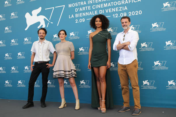 "ITA: ""Selva Tragica"" Photocall - The 77th Venice Film Festival"