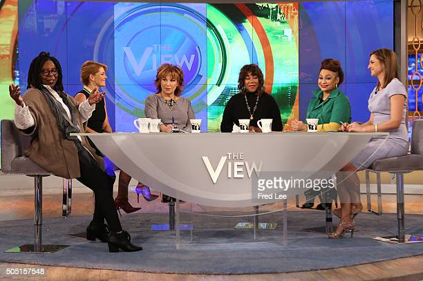 THE VIEW Ruby Bridges Jennifer Hudson and Kirk Franklin visit THE VIEW to celebrate Martin Luther King Jr Day airing Monday January 18 2016 The View...