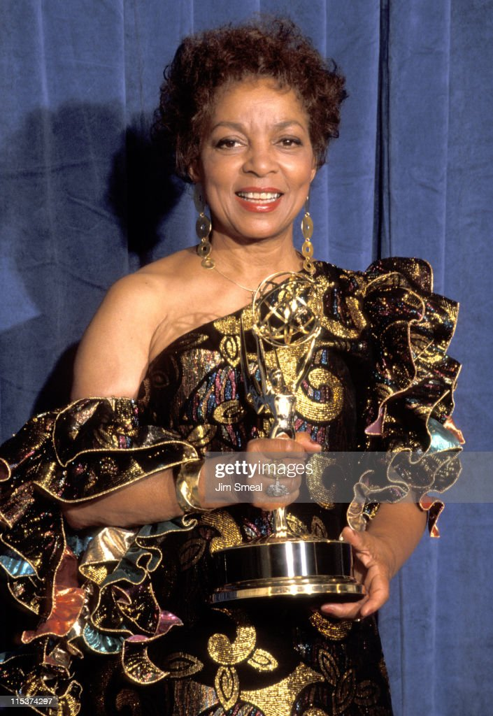 Ruby Dee during 43rd Annual Emmy Awards at Pasadena Civic Center in Pasadena, California, United States.