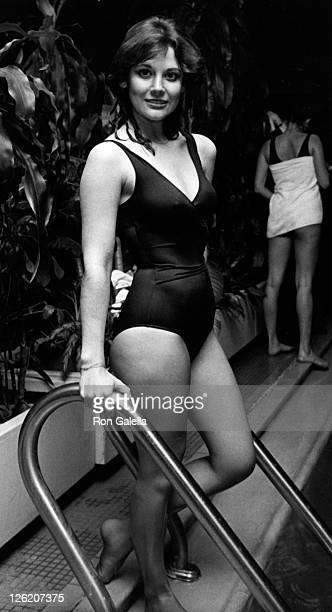 Ruby Handler attends the opening party for Movie Movieon November 20 1978 at Excelsior Club in Los Angeles California