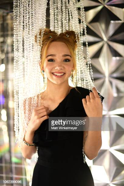 Ruby Jay is photographed at the Launch Event for Beautycon POP on November 15 2018 in Los Angeles CA on November 15 2018 in Los Angeles California