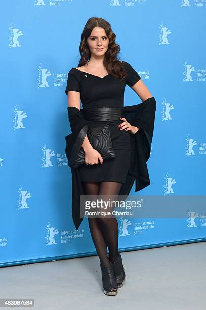 Ruby O Fee attends the 'As We Were Dreaming' photocall during the 65th Berlinale International Film Festival at Grand Hyatt Hotel on February 9 2015...