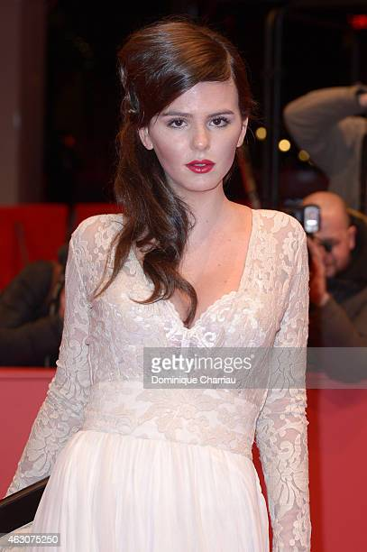 Ruby O Fee attends the 'As We Were Dreaming' premiere during the 65th Berlinale International Film Festival at Berlinale Palace on February 9 2015 in...