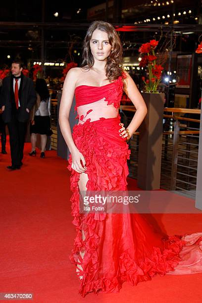 Ruby O Fee attends the Closing Ceremony of the 65th Berlinale International Film Festival on February 14 2015 in Berlin Germany